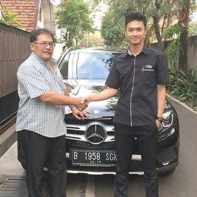 Delivery GLC 250 a/n Bapak Ari