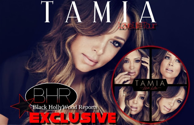 "Tamia Talks 'Love Life"" Album & Tour"