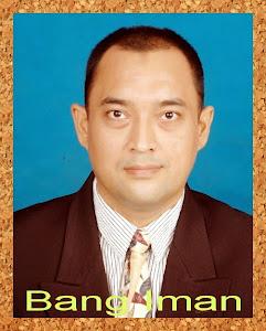 IMAN RACHMAN (Bang Iman)