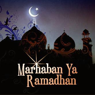 Marhaban Ya Ramadhan 1436 H