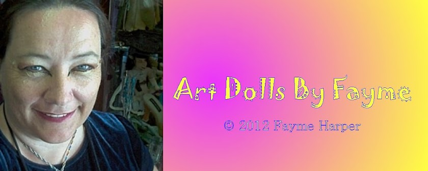 Art Dolls By Fayme