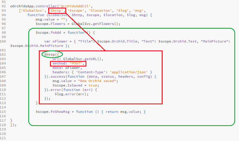 How to Design an AngularJS SPA with CRUD operations for OData RESTful Web API           10