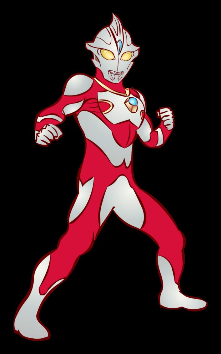 Mewarnai Gambar Ultraman %