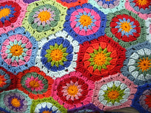 Crocheting Hexagons : Keep Calm: Quiero aprender crochet!