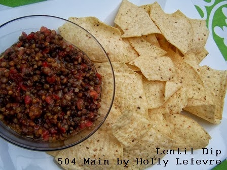 Lentil Dip! By 504 Main