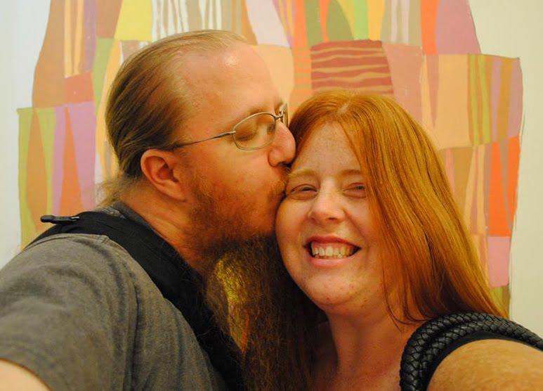 Greetings from Matt & Cassie!