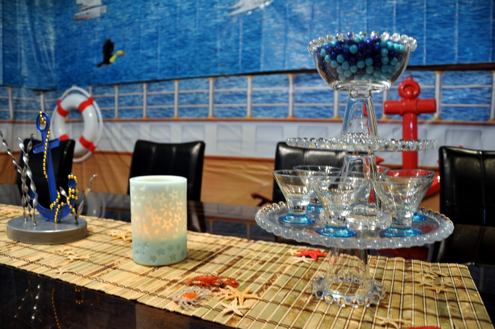 Cooking And Entertaining With Leah Cruise Ship Party - Cruise ship party