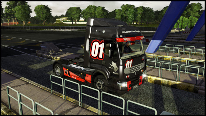 Until recently, we were planning to include at least four trucks at launch, and