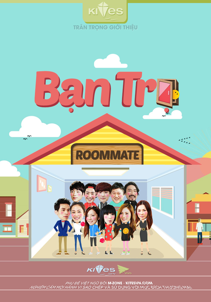 Bạn Trọ - Tập 18 Vietsub - Roommate