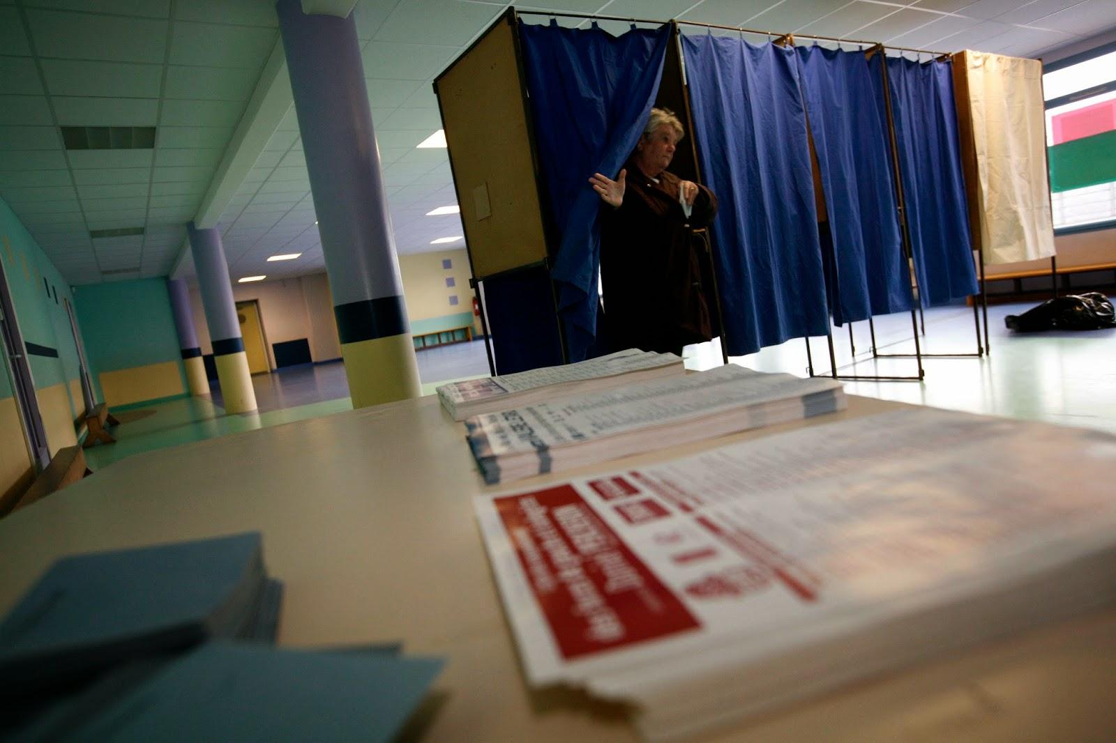 Τί ποσοστά έδωσε στα κόμματα ο Δήμος Αιγάλεω - Εκλογές 2015