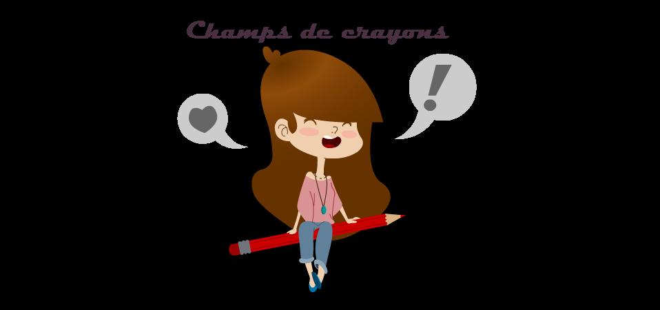 """Emilie Le Borgne """"Champs de crayons"""""""