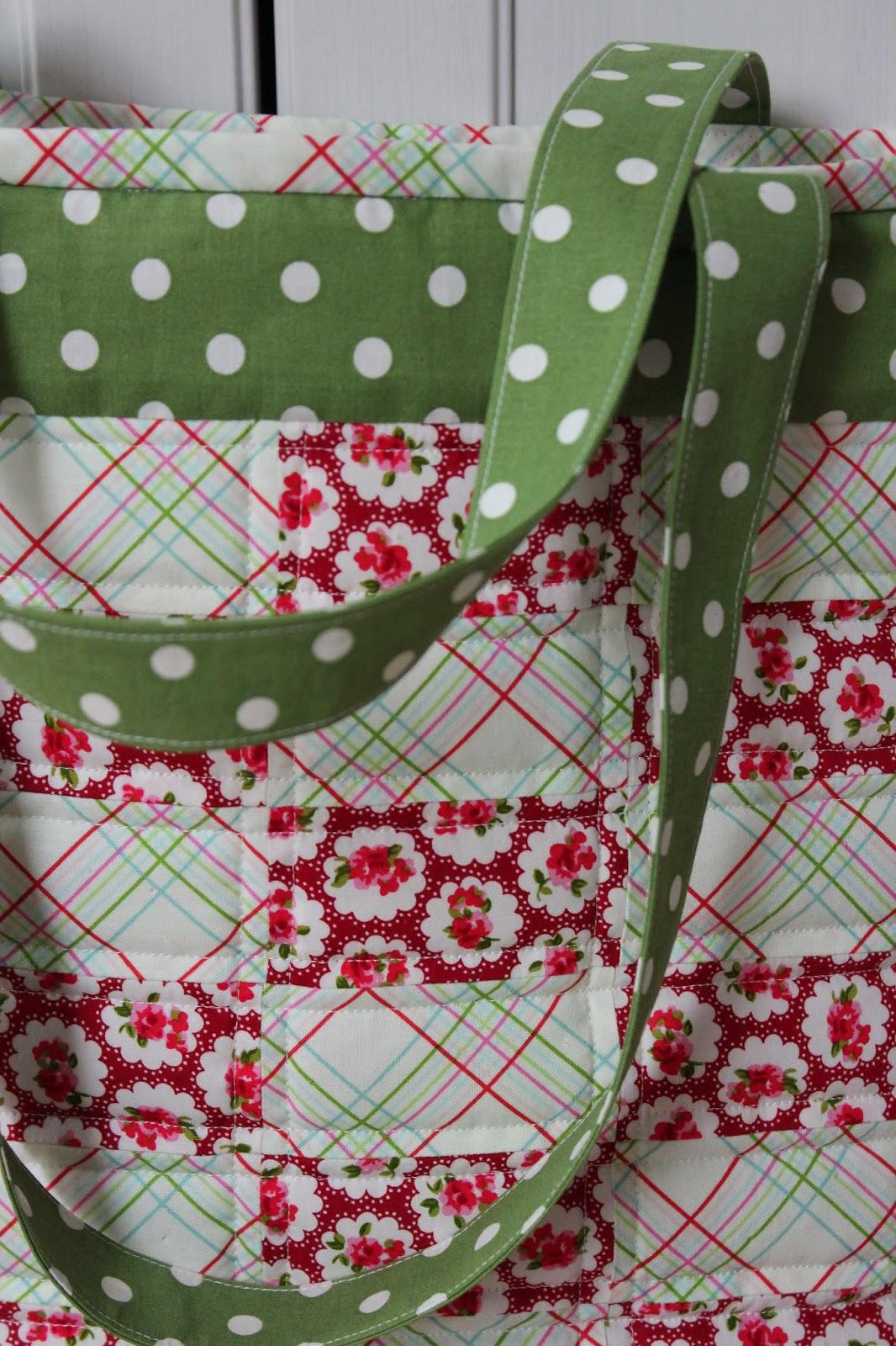 patchworkowa torba