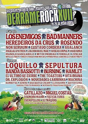 cartel del Derrame Rock Festival