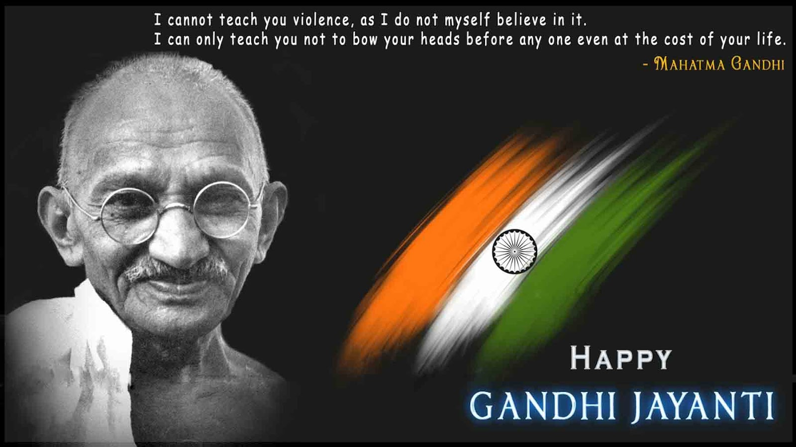essays on gandhi jayanti Celebrate gandhi jayanti every day, says essay lauded by pm narendra modi.