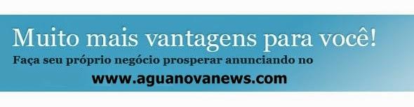 Anuncie no Portal Água Nova News.