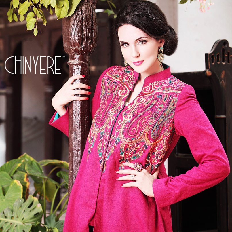 ChinyereWinterCollection 2  - Chinyere Winter Collection 2012