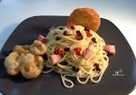 Esparguete da cobiça