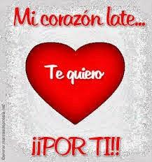 Frases Para Enamorar: Mi Corazón Late Por Ti