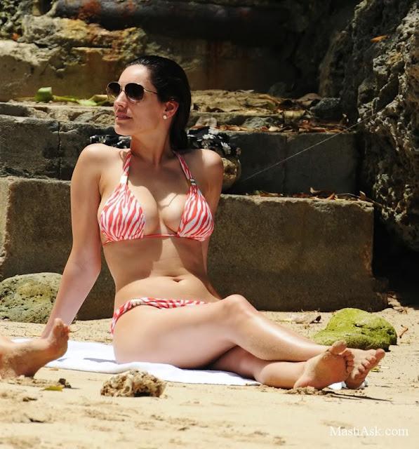 Playboy Model  Christine Veronica
