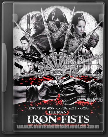 The Man with the Iron Fists (BRRip HD Español Latino) (2012)