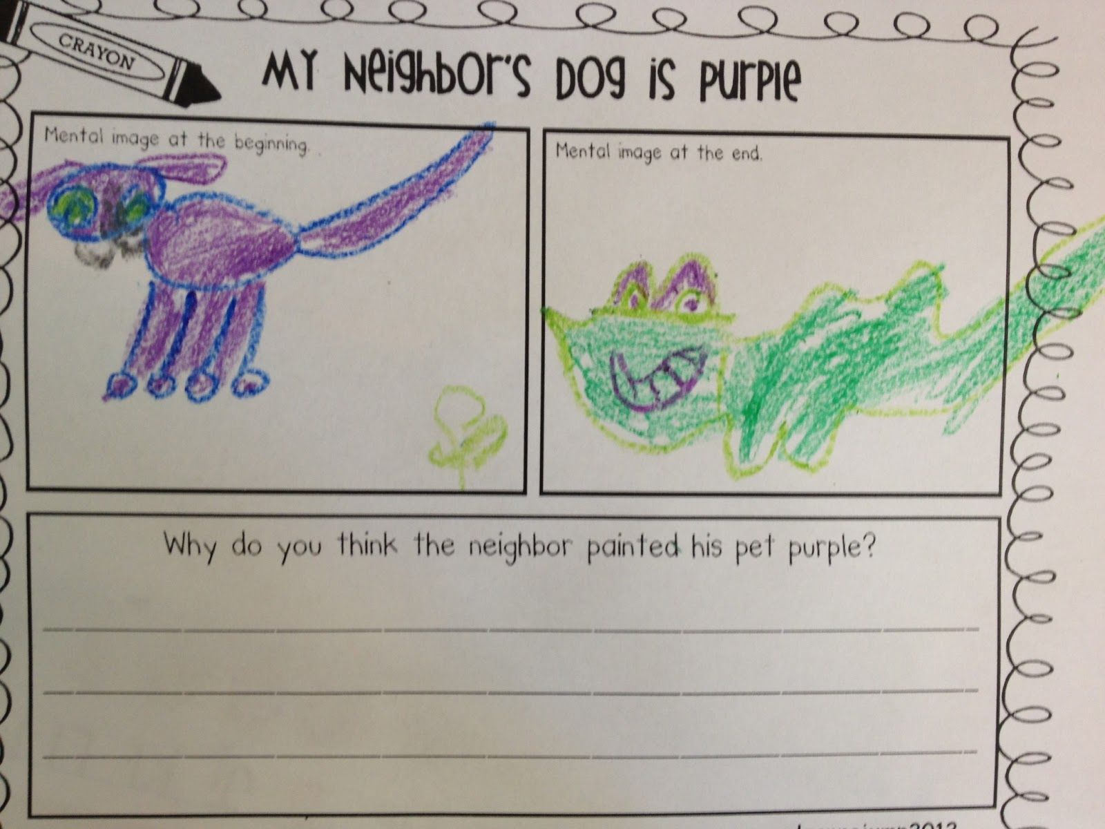 Can You See What I See? (Making Mental Images) - Miss DeCarbo