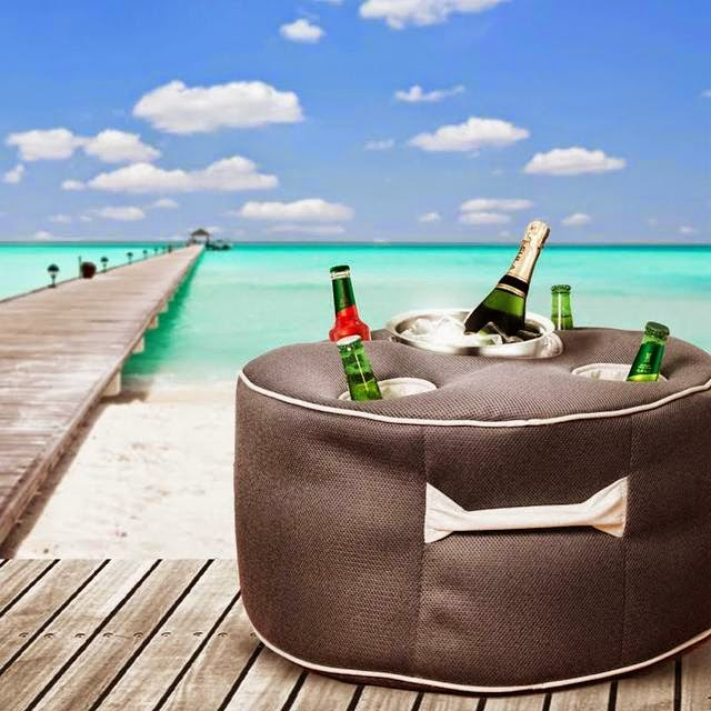 Coolest Outdoor Coolers - Chiller Beanbag (15) 15