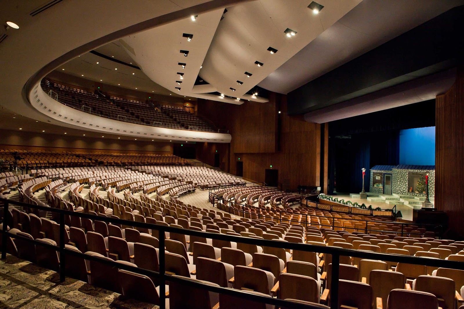 HARMANs Crown Amplifiers Provide Power And Flexibility In Dale Horton Auditorium At Pensacola