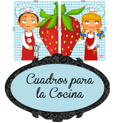 Cuadros de Cocina