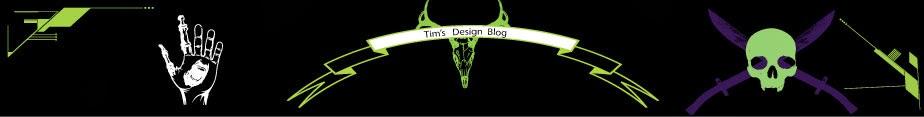 Tim's Design Blog