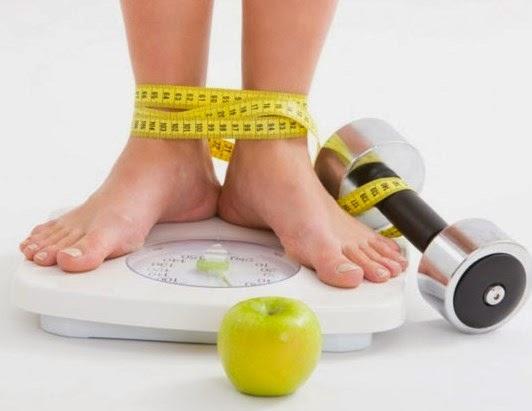 berat badan ideal menurunkan