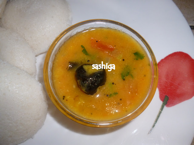 Idli Sambhar