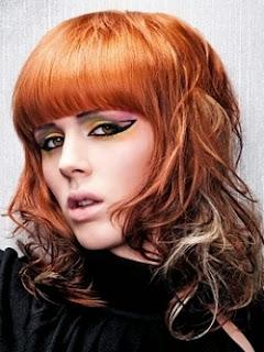 2013 Blunt Bangs Hairstyles