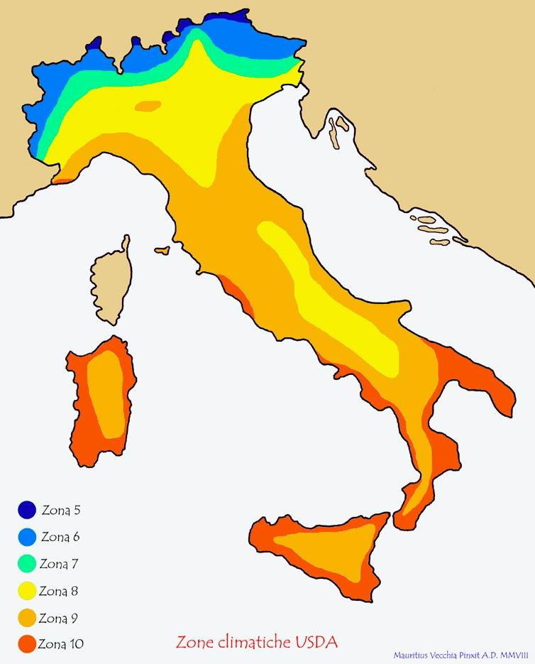 Какой климат в Италии?
