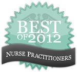 100 Best of 2012: Nurse Practitioner Round-Up