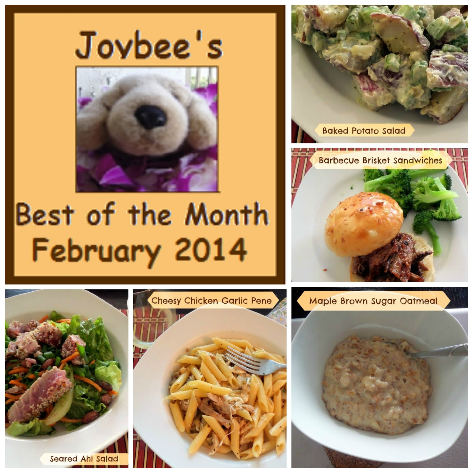 Best of the Month February 2014:  A look back at my most popular posts from February.