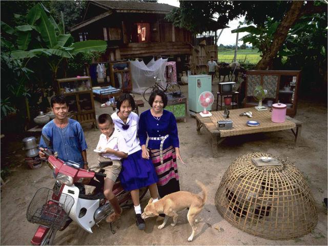 Potret global keluarga dan harta masing-masing