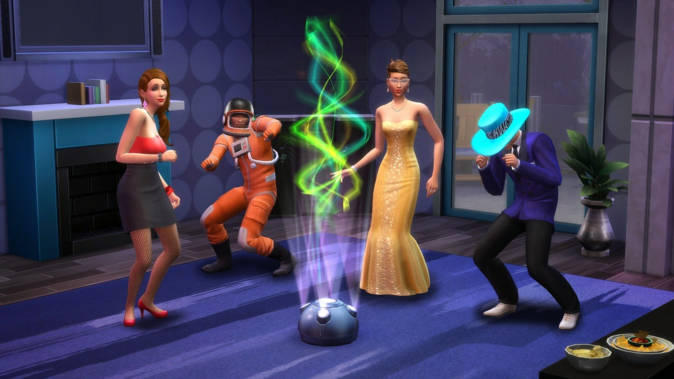 The sims deluxe edition porn adult movie