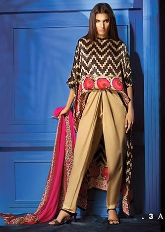 Sana Safinaz Eid Dress Collection for Women