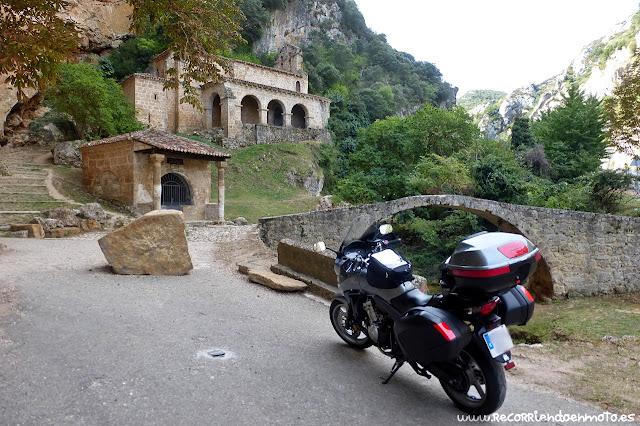 Ermita de Sta. María de la Hoz, Tobera