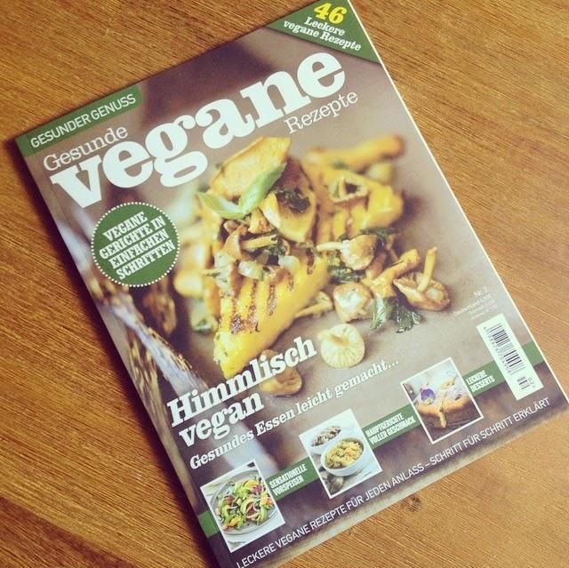 Zeitschrift Rezepte kauftipp zeitschrift gesunde vegane rezepte gesunder genuss