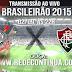 CORINTHIANS x FLUMINENSE - BRASILEIRÃO - 02/09 - 22hs