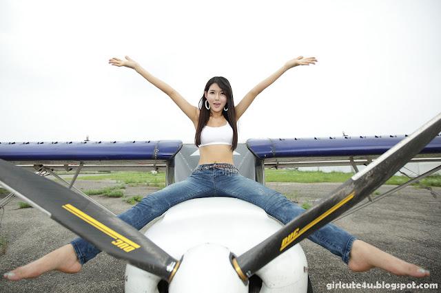 7 Cha Sun Hwa-Sexy Pilot-very cute asian girl-girlcute4u.blogspot.com