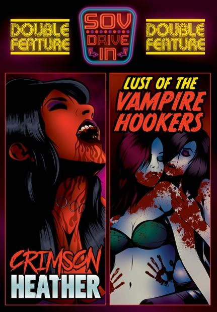 Crimson Heather / Lust Of The Vampire Hookers DVD Available Now!!!