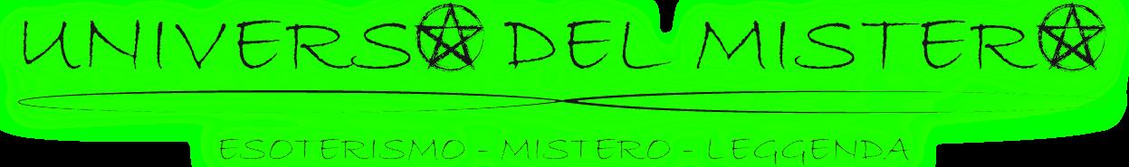 UNIVERSO DEL MISTERO
