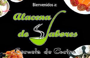 ESCUELA DE COCINA ALACENA DE SABORES