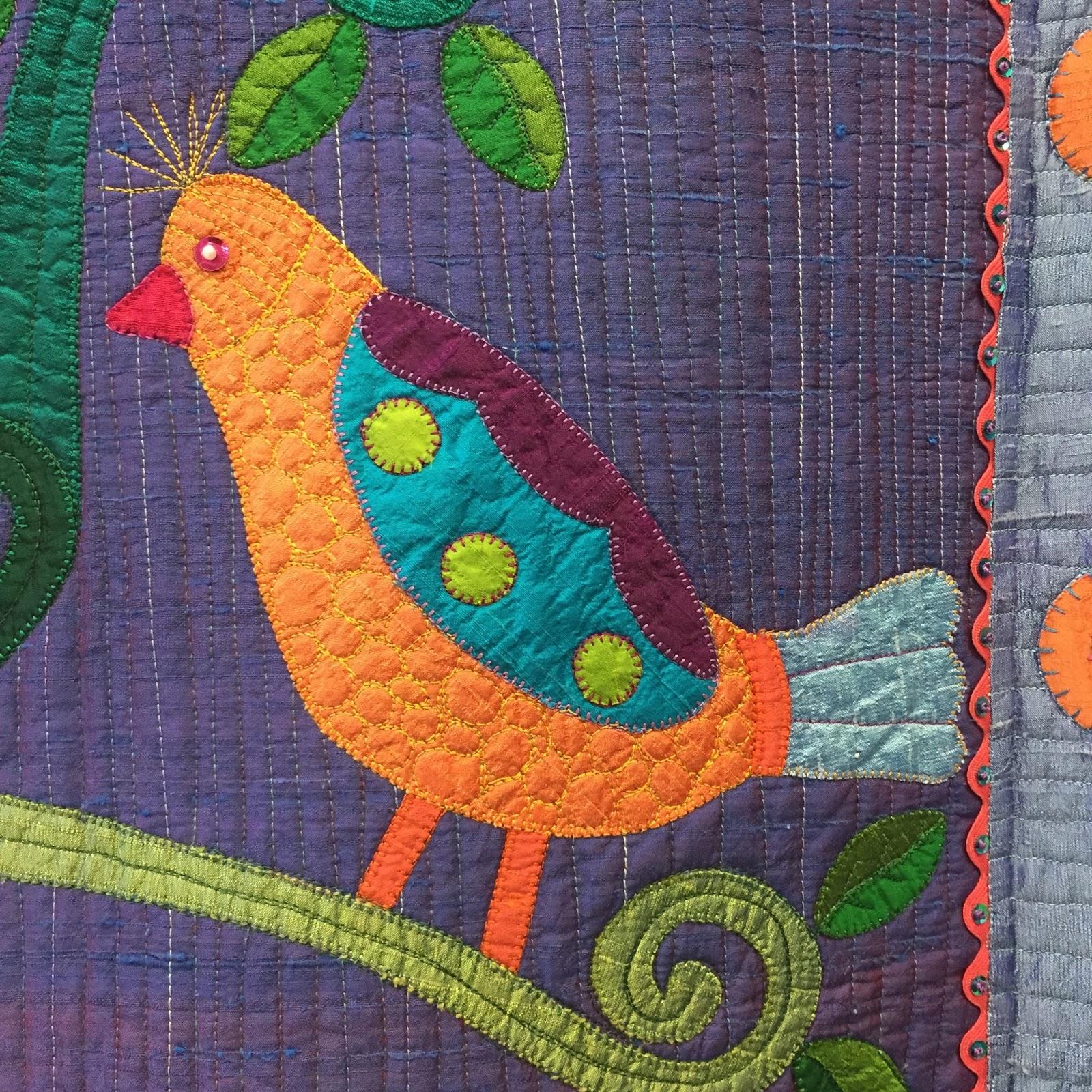 1000+ images about Birds n Applique on Pinterest Appliques, Applique Quilts and Folk Art