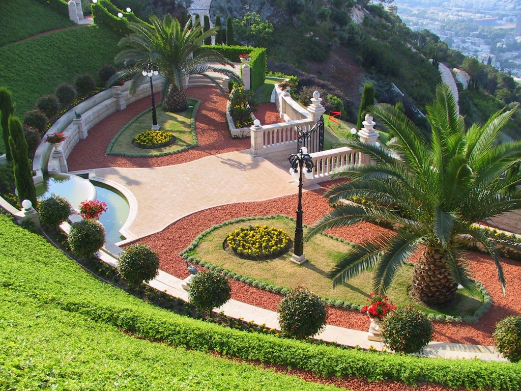 taman kecil minimalis modern