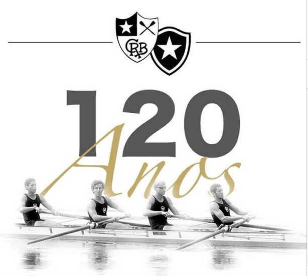 120 Anos - Club de Regatas Botafogo