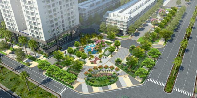 Dự án Mon City Mỹ Đình
