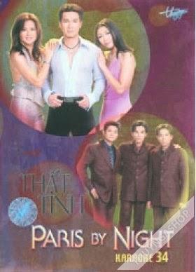PBN Karaoke 34: Thất tình (DVD9)